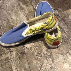 BucketFeet Slip On Sneakers ships same day